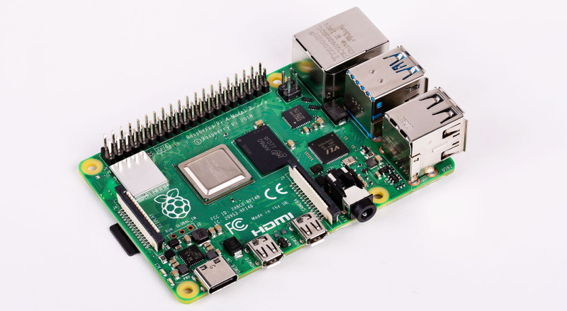 raspberry pi 4 model b Andrew Bernas